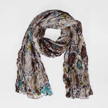 foulard palme femme,Brubaker xXL boucles foulard tube 茅charpe de supporter  75 x 180 cm ... f0a47fb81a0