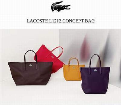 Main Lacoste Vendre France Sac 5xswsn7 A Rose 0wR6q6O